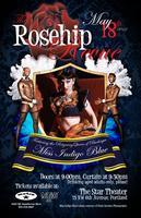 The Rosehip Revue presents: an evening with the...