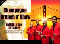 Champagne Brunch n' Show w/ Top Shelf (Father's Day...