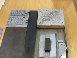 Introduction to Letterpress (type and linoleum)
