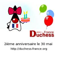Soirée 2ème anniversaire Duchess France