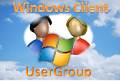 Windows Client UserGroup - Relaunch