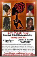 Loc Rock Star: Loc & Braid Styling Workshop