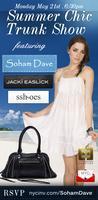 Summer Chic Fashion Evening featuring Soham Dave...
