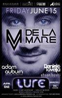 MANUEL DE LA MARE @ Lure | Adam Auburn's Birthday...