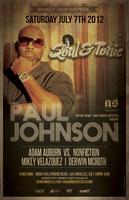 PAUL JOHNSON | Soul & Tonic @ King King