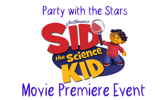 Sid the Science Kid's Big Movie Premiere