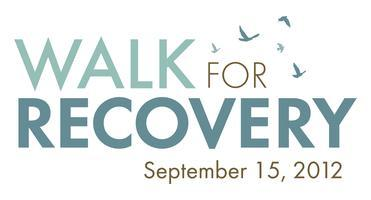 Walk for Recovery! 2012