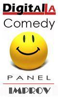 Digital LA - Comedy Panel @ Improv
