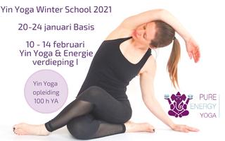 Yin Yoga opleiding Utrecht (50h YA)  Yin Yoga &...