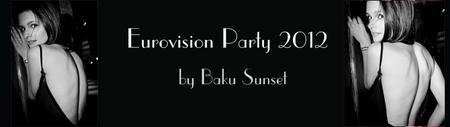 2012 Eurovision Viewing & Exclusive Afterparty