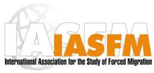 IASFM 14: Contested Spaces and Cartographic Challenges