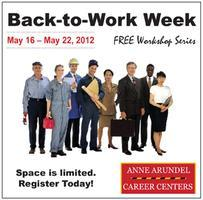 2012 AAWDC Back-to-Work Week (Mature Workers 50+)