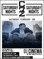 Saturday 02/09/13 w/ DJ Cinema, Free Admission Until...