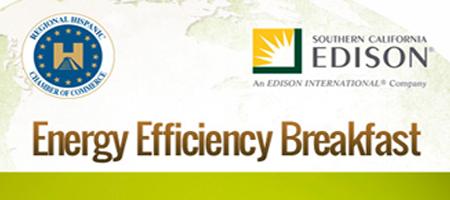Energy Efficiency Breakfast