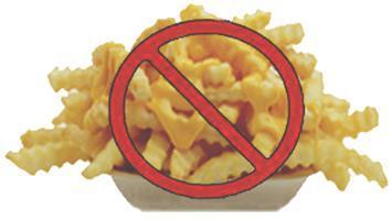 Turn Off My Craving   (food or beverage)
