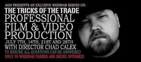"AGH PRESENTS WEBINAR NO. 1 - ""THE TRICKS OF THE TRADE:..."