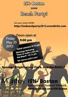 BEACH PARTY by ISN- Boston