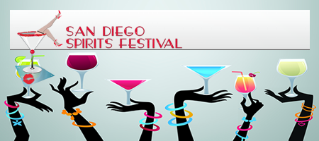 San Diego Spirits Festival Aug 24-25 2013 Saturday & Sunday 1:00...