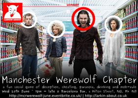 Manchester Werewolf Chapter (June)