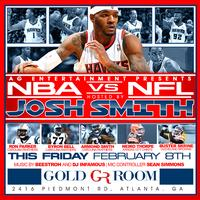 AG Entertainment Presents :: NBA vs NFL Hosted by Josh...