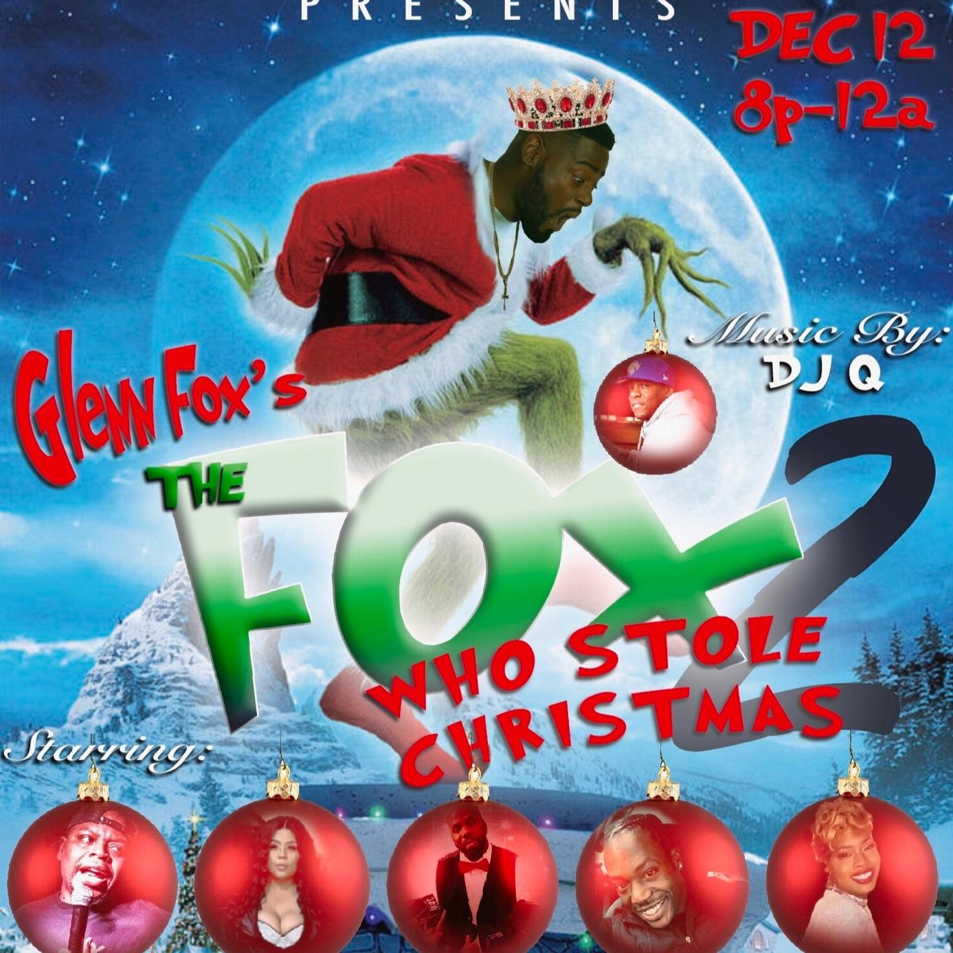 The Fox that Stole Christmas 2 Comedy Show   12 DEC 2020