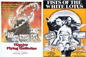 Kung Fu Double Feature: Master of the Flying Guillotine &...