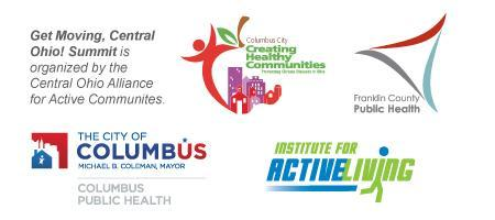 Get Moving, Central Ohio! Summit