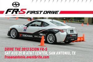 Scion FR-S FIRST DRIVE - San Antonio, TX