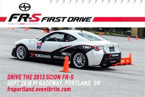 Scion FR-S FIRST DRIVE - Portland, OR