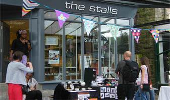 The Stalls Arts & Crafts Market & Pop-Up Shop