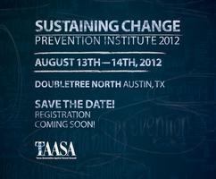 Sustaining Change: Prevention Institute 2012
