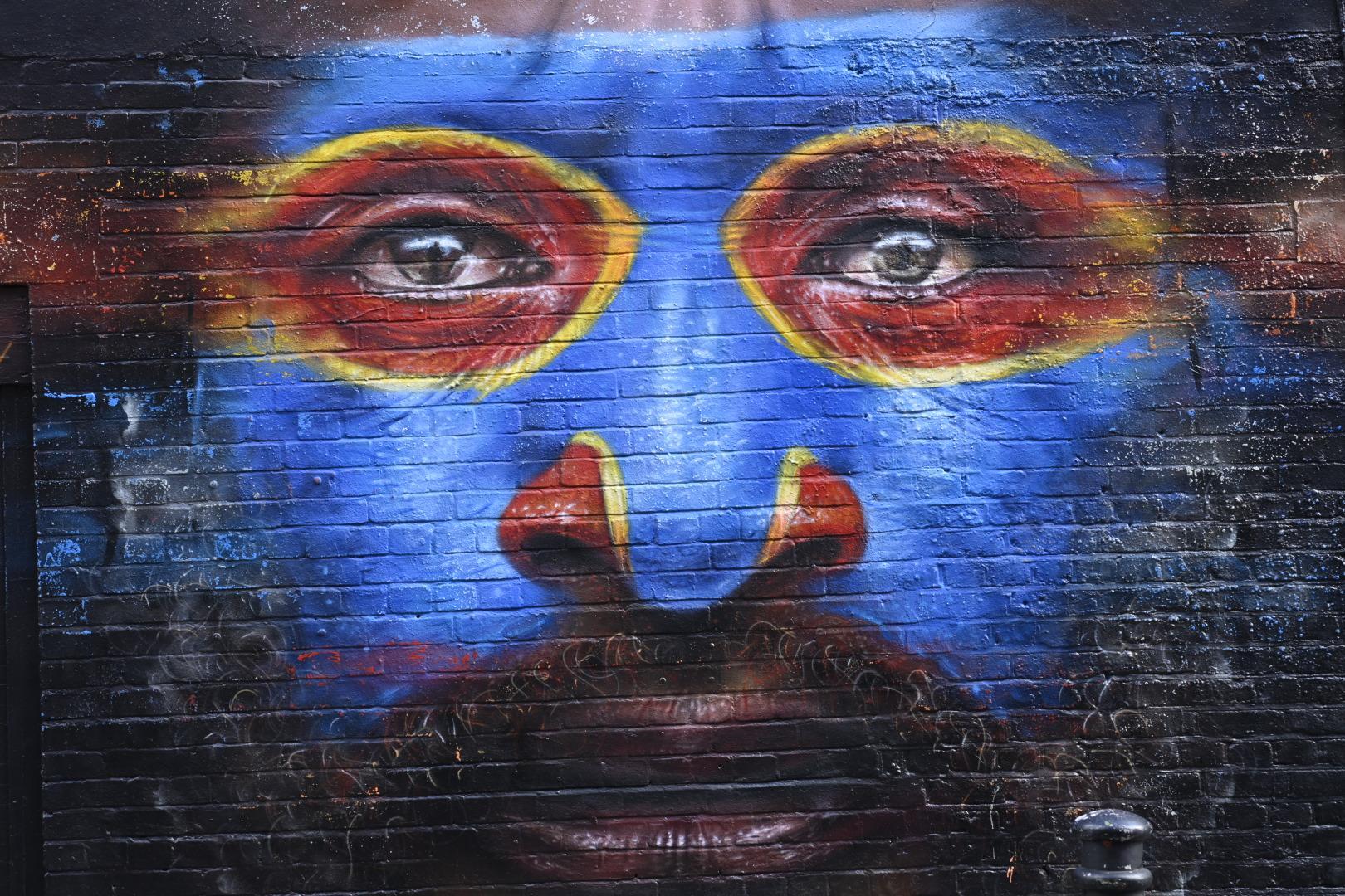 London Street art photo walk Brick Lane and Shoreditch
