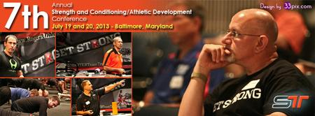 7th Annual Strength & Conditioning/Athletic Development...