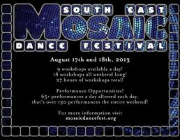 South East Mosaic Dance Festival - Festival Spectator...