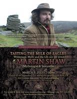 Martin Shaw ~ Mythologist & Storyteller