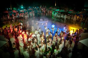 Nikki Beach Koh Samui Year 4 WhiteParty