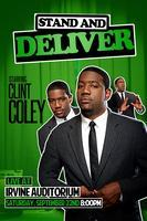 Stand and Deliver Comedy Special Starring Clint Coley
