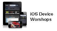 Apple Distinguished Educators - iOS device workshops...