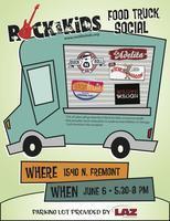 Rock for Kids Food Truck Social