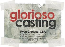 Ryan Glorioso, CSA Audition Workshop (ages 15yrs & Up) -...