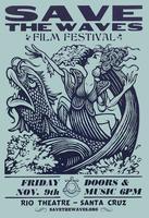 Save The Waves Film Festival - Santa Cruz