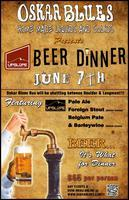 Upslope Beer Dinner At Oskar Blues Longmont