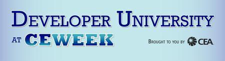 Developer University at CE Week NY, 2012 - Sponsor