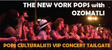 The New York Pops with Ozomatli -   Pops Culturalists...