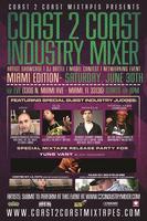 Coast 2 Coast Music Industry Mixer | Miami Edition -...