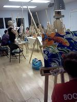 OP72 Oil Painting Class (5 weeks)