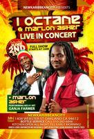 I OCTANE AND MARLON ASHER LIVE IN CONCERT