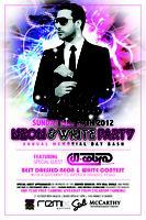 Annual Neon and White Party with DJ Cobra and DJ Bedz V...