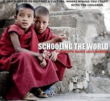 """PREDVAJANJE DOKUMENTARNEGA FILMA """"SCHOOLING THE WORLD"""""""