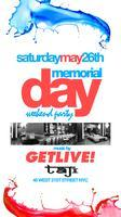 MEMORIAL DAY WEEKEND PARTY @ TAJ II LOUNGE